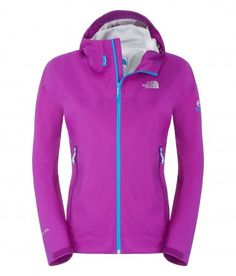 eb6d3b7049 The North Face Women Diad jacket Iris Purple