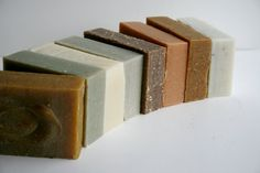 Essential Oil Soaps - Natural Soap Handmade
