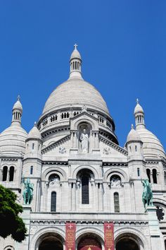 Things to do in Paris | Sacre Couer