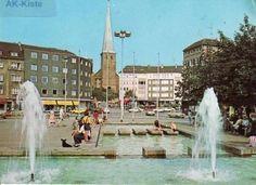 springbrunnen Berliner Platz