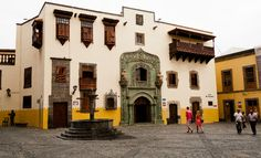 Barrio de Vegueta, Las Palmas, Gran Canaria