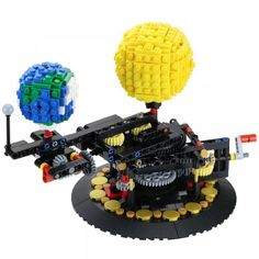 Orbital Period, Sun Models, Sun And Earth, Electronic Toys, Party Accessories, Birthday Cake, Shapes, Mini, Building