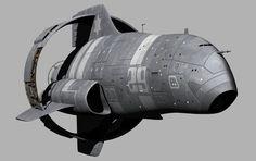 Hulk, imported into Bryce. Still WIP by Paul-Lloyd on DeviantArt Spaceship Art, Spaceship Design, Stargate, The Stars My Destination, 70s Sci Fi Art, Lost In Space, User Profile, Great Artists, Hulk