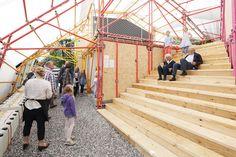 SelgasCano pavilion to become school in Kenya's Kibera slum