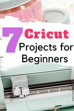 7 Cricut Maker Projects for Beginners Diy Projects That Sell Well, Diy Crafts To Sell, Fun Crafts, Making A Business Plan, How To Make Scrunchies, Art Supplies Storage, Dollar Store Halloween, Cricut Tutorials, Dollar Stores