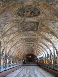 """In Munich the Residenz, one-time palace of the Kings of Bavaria, remains a treasure-trove of baroque splendour to rival Versailles."""