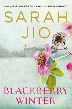 """Blackberry Winter by Sarah Jio: A bit of romantic fluff, but a pleasant enough read. Blackberry Winter is a """"then and now"""" story that intertwines the stories of two women from different eras with some fairly predictable results. I Love Books, Great Books, New Books, Books To Read, Fall Books, Amazing Books, Christmas Books, Reading Lists, Book Lists"""