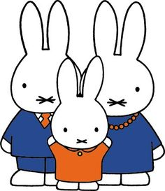 Dick Bruna- miffy