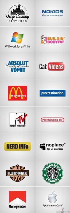 Truthful logos