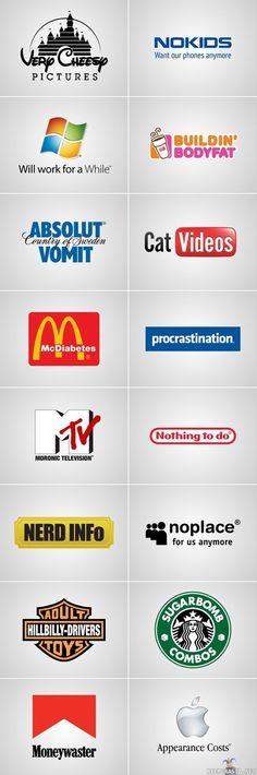 Truthful logos