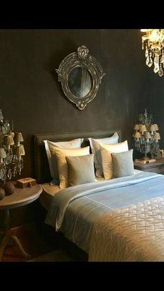 Pieter Porters collection Belgian Style, Master Bedrooms, Color Trends, Living Rooms, Bedding, New Homes, Interiors, Interior Design, Classic