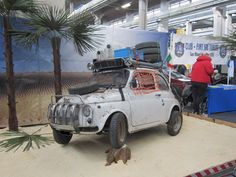 Fiat 500, Fiat Abarth, Art Cars, Beetle, Rally, Cool Cars, Compact, Monster Trucks, Racing