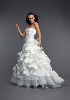 Cymbeline Paris Domingo, My wedding dress, and it is for sale!  I love it--but want to sell!