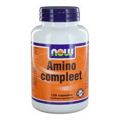 Uitgebalanceerde combinatie van essentiële en niet-essentiële aminozuren. Geschikt voor sporters.