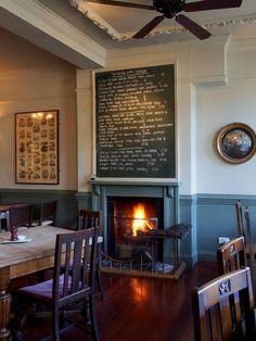 The Earl Spencer Pub Merton Road Southfields, Pub Interior, Restaurant Interior Design, Pub Bar, Restaurant Bar, London Pubs, London Food, London Restaurants, Pub Decor, Home Decor