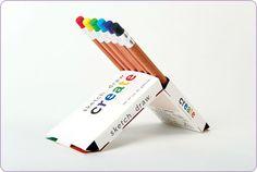 """""""sketch. draw. create"""" Sustainable Packaging via Elizabeth Owens"""
