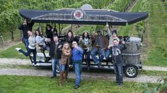 Hopping on the North Fork Wine Wagon/ 25 Cool Things to do on Long Island