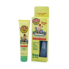 Earths Best Toddler Toothpaste Strawberry Banana 16 Ounce * Want to know more, click on the image.
