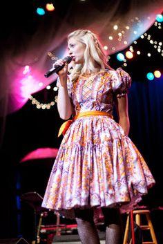 Mindy Gledhill - Anchor album cover dress