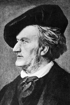 Richard Wagner (1813-1883) is synonymous with grand German Opera often of gigantic theatrical proportions, such as the Ring Cycle of operas. His musical techniques propelled the Romantic era, and he made use of lietmotifs (recurring thematic ideas). He married Franz Liszt's daughter Cosima.
