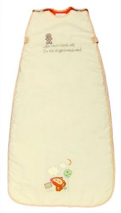 Amazon.com  Limited Time Offer! The Dream Bag Baby Sleeping Bag Gingerbread  6-18 months 2.5 TOG - Cream  Baby 42ec2bd2e