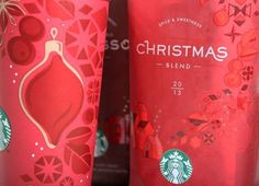 """""""Starbucks"""", se Viste de Navidad"""