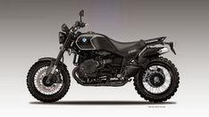 BMW R1200 Black Sabbath Is the Scrambler We Want
