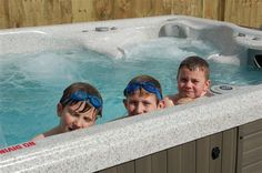 Master Spas will make a dramatic difference in your home and in your family's well being.
