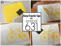 The best transfer tape for oracal 631