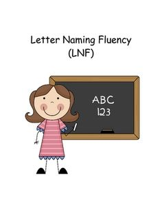 Here are ten weeks of homework focusing on Letter Naming Fluency and ten weeks of homework for Initial Sound Fluency or First Sound Fluency.  Both ...