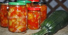 Zucchini, Salsa, Pizza, Jar, Stuffed Peppers, Vegetables, Food, Stuffed Pepper, Essen