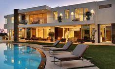 """The ex-X Factor judge Antonio """"L.A."""" Reid has slid into a brand new #mansion in west L.A. #luxuryhomes #rodeorealty @shelheedavid"""