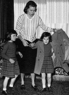 -Isabella-rossellini_- Ingrid Bergman - Isotto Rossellini