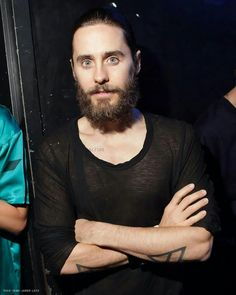 Like a god Jared leto.