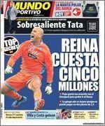 Descargar  Mundo  Deportivo  - 04  Noviembre - 2013 - PDF -  IPAD  -  ESPAÑOL -  HQ
