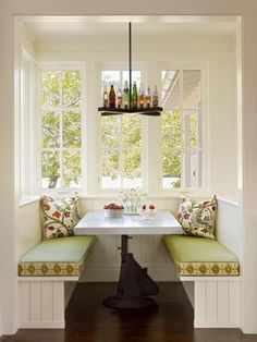 Breakfast nook decor on pinterest fireplace tv stand small patio furniture and outdoor wall - Cozy outdoor living spaces connecting mother nature ...