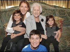 Céline Dion images meilleur avec famille - Recherche Google