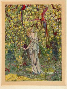 Rie Cramer Sprookjes van Andersen 1915