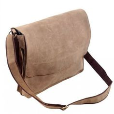 Cowhide Leather messenger bags for mens and womens. Laptop Messenger Bags, Laptop Bag, Back Bag, Trendy Handbags, Leather Bags Handmade, Casual Bags, Brown Leather, Cowhide Leather, Mocha