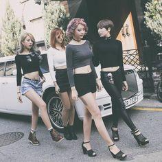 Heymiss (헤이미스) | 2016 Girl Group