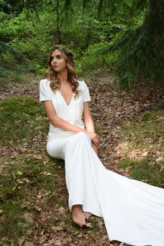 Marin Gown | Vegan | Ethical |Modern Bridal | Sell My Wedding Dress, Buy Wedding Dress Online, Used Wedding Dresses, Bridal Dresses, Ea, Wilderness, Dresses Online, White Dress, Gowns