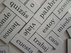 """""""Lectura, bibliotecas y mucho más..."""": Jugando con las palabras"""