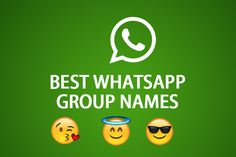 Check out best Funny Whatsap group Names list.