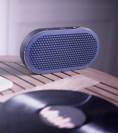 The DALI KATCH is a portable lifestyle speaker with Hi-Fi DNA and Bluetooth  connection. It plays up to 24 hours on a charge 8038e1cd259cc