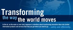 Jeppesen – Transforming the Way the World Moves