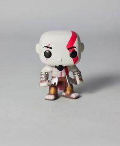 Vinyl Pop Kratos (God of War)