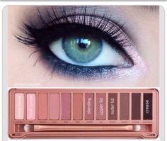 Naked 3 Eye Shadow Ideas