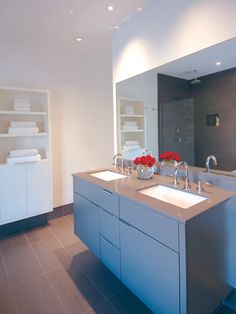 Ikea High Gloss Grey Abstrakt Cabinets Design, Pictures, Remodel, Decor and Ideas - page 28