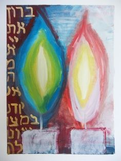 Shabbat - Homegrown Judaica