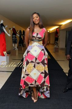Glamtastic Shots from Street Style to the Red Carpet at the 2012 MTN LFDW | Part 2 (The Finale) | Bella Naija